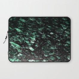 The Jade Sleeping Beneath the Black Granite Laptop Sleeve