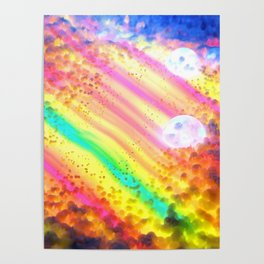 Colorfluid Poster