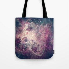 the heart of the universe Tote Bag