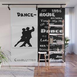 dance house Wall Mural