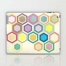 Honeycomb Layers II Laptop & iPad Skin