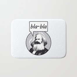 bla-bla Bath Mat