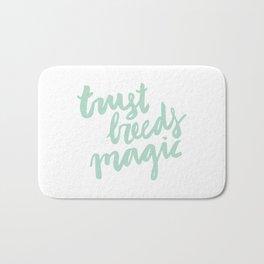 Trust Breeds Magic Bath Mat