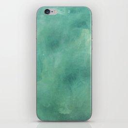 Turquoise Stone Texture iPhone Skin