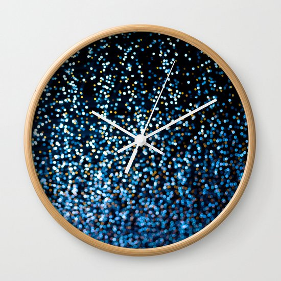 deep sea 01 Wall Clock