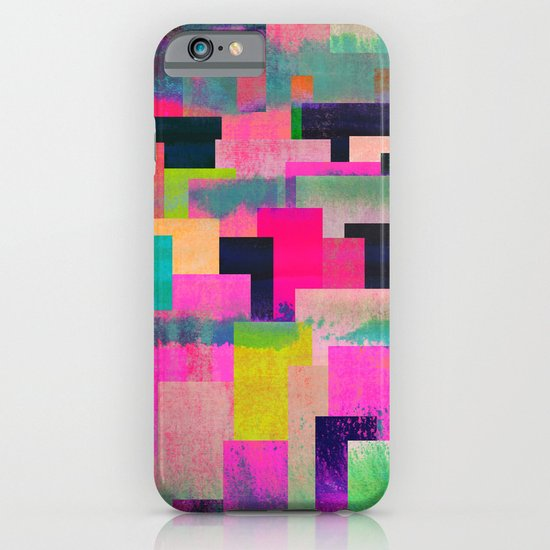 colour + pattern 4 iPhone & iPod Case