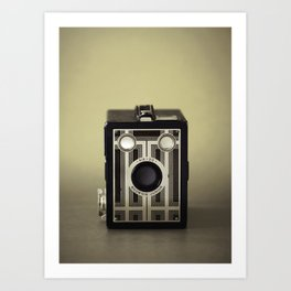 Six 20 Camera Art Print
