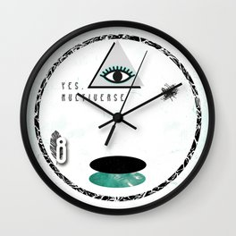 Yes. Multiverse Wall Clock
