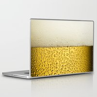 beer Laptop & iPad Skins featuring Beer by Thorin