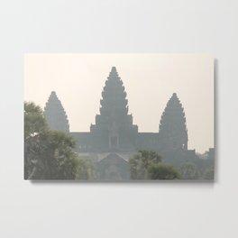 Angkor Wat photography Metal Print