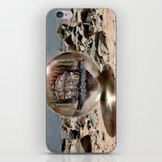 Die Strandkugel ! iPhone & iPod Skin