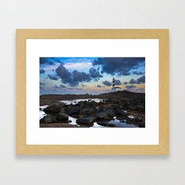 Favaritx Framed Art Print