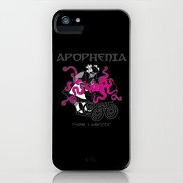 Apophenia iPhone Case
