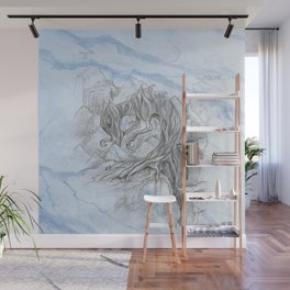 Dragon Tree Wall Mural