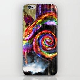 Rainbow Princess iPhone Skin