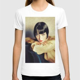 Louise Brooks, Vintage Actress T-shirt