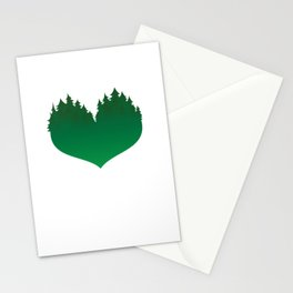 Heart of the Forest Stationery Cards