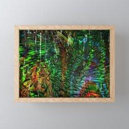Concept abstract : Crazy way Framed Mini Art Print