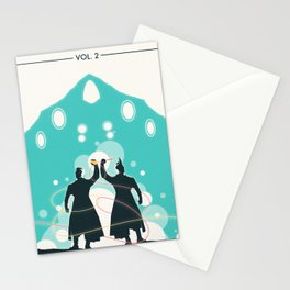 Space Dad Stationery Cards
