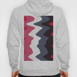 Abstract lines 23 Hoody