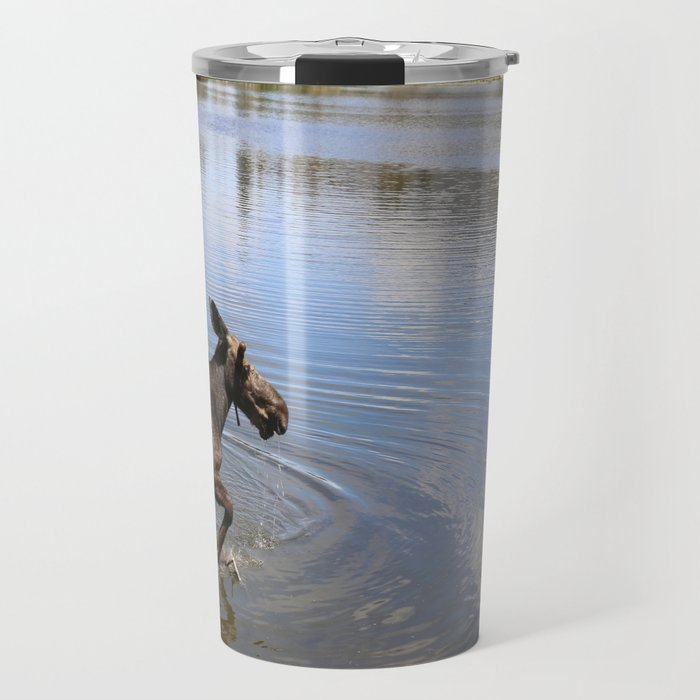 Range The Lake Travel Mug