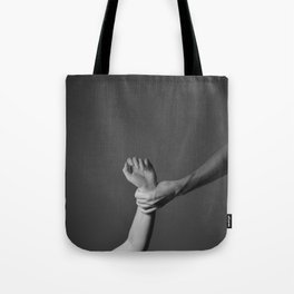 Hold Tote Bag
