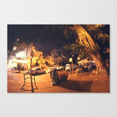 Massada St. - Israel Canvas Print