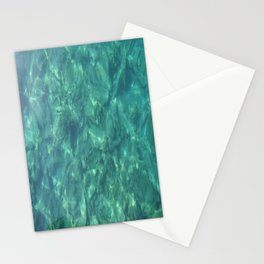 Ocean In Motion Stationery Cards