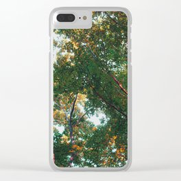 look up 03 Clear iPhone Case