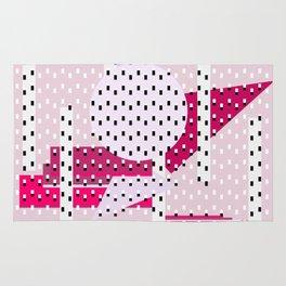 Hello City - Pink Dreams Rug