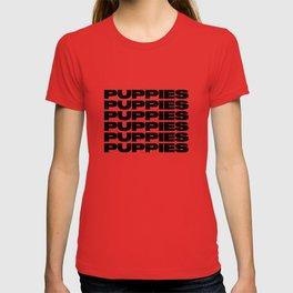 Puppies Puppies Puppies T-shirt