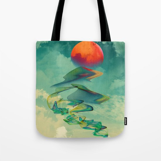 Reach the Sun! Tote Bag