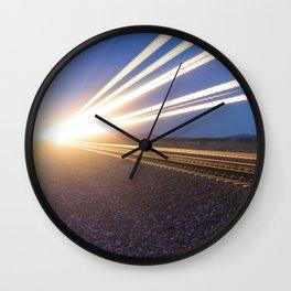 Final Approach Wall Clock