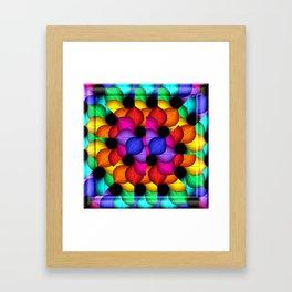 Colorful-52 Framed Art Print