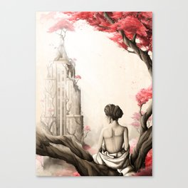 Revenge of the Nature IX: Seeing the Old World  Canvas Print