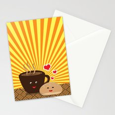 Kape at Pandesal Stationery Cards
