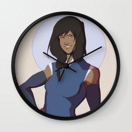 Avatar Korra Wall Clock