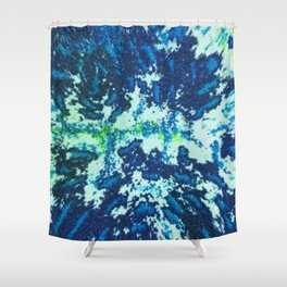Psych Dude Shower Curtain