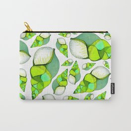 Green shells Carry-All Pouch