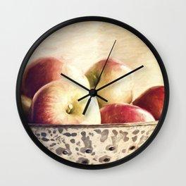 Fresh Picked Wall Clock