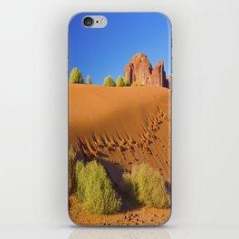 Sunrise on the Dunes iPhone Skin
