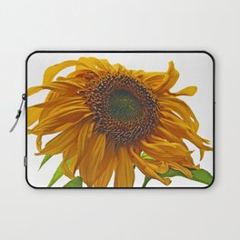 sunflower bad hair day Laptop Sleeve