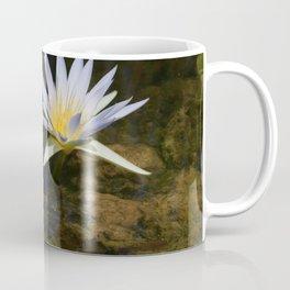 Nymphaea caerulea Coffee Mug