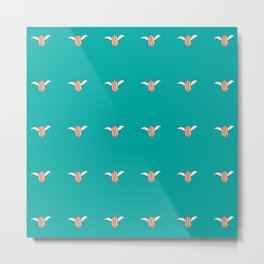 Dogs fly by night Metal Print