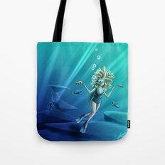 Deep Sea Feelings (Evolve) Tote Bag