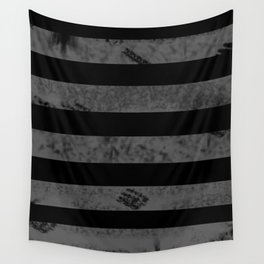 Destroyed stripes Wall Tapestry