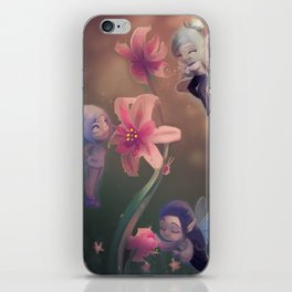 Fairy Dew iPhone Skin