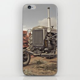 Tractor Show iPhone Skin