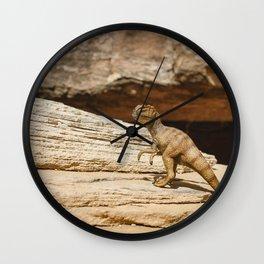 Dinosaur - Allosaurus Magnificus Wall Clock