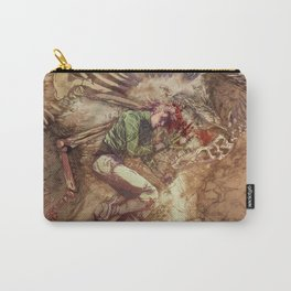Scary Monster Carry-All Pouch